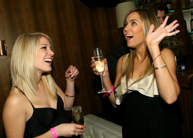 Remember when Heidi and Lauren were still friends? :( | 28 Pictures That Prove How Much The World Has Changed Since 2007