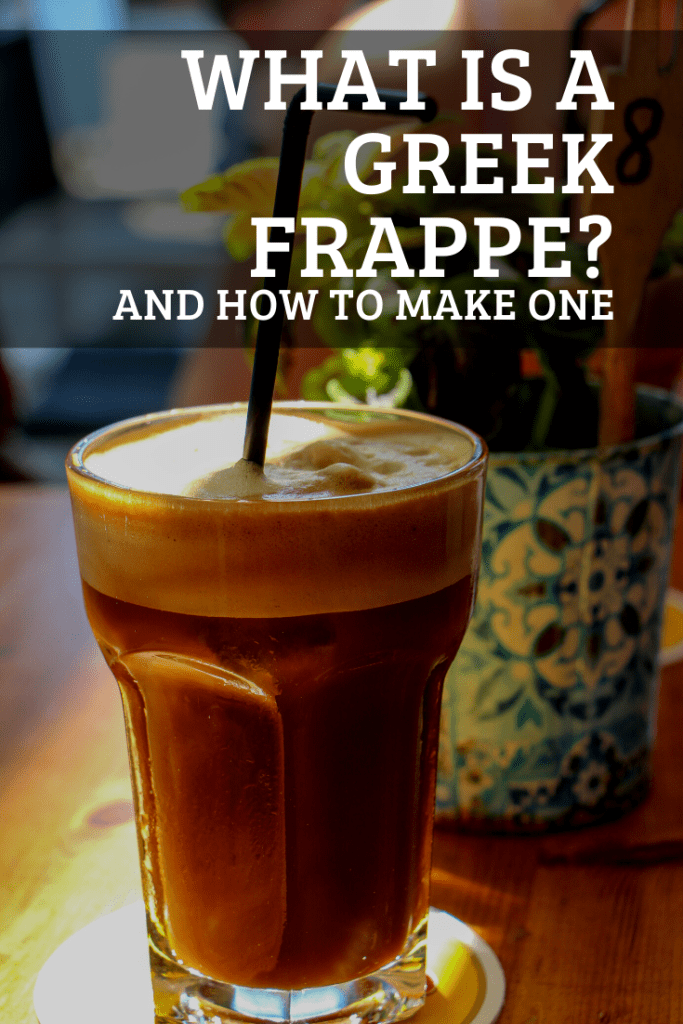 What is a Greek Frappe? Coffee Travel Repeat Instant