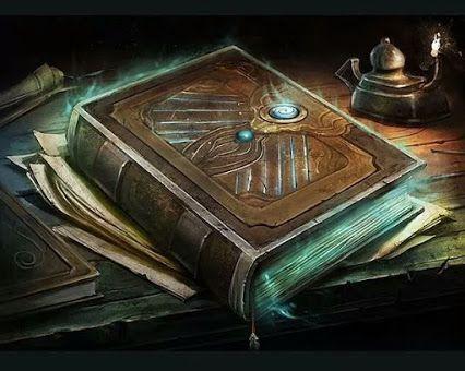 Livre De Vie Fantasy Aesthetic In 2019 Magic Book