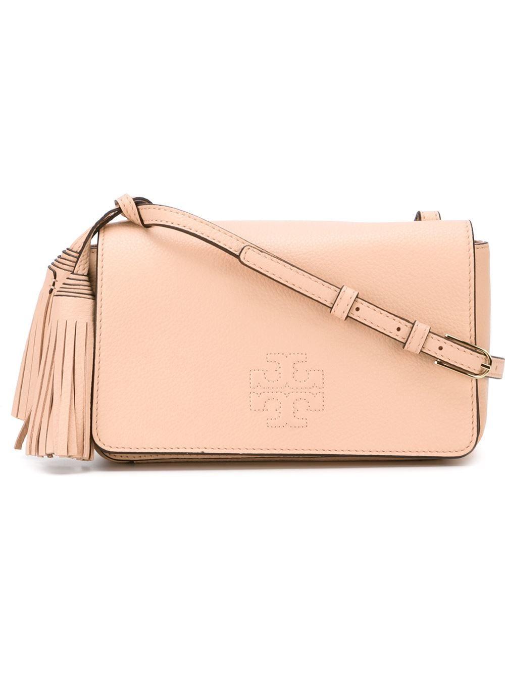9d9140330833 Handbags · Tory Burch Bolsa de couro