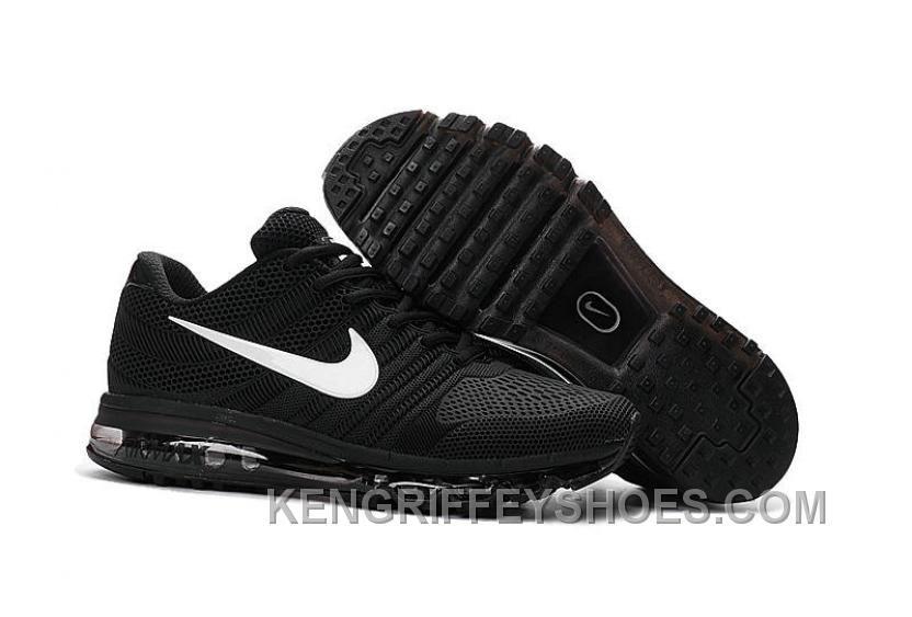 Authentic Nike Air Max 2017 KPU Black White Best Yd6GYZ, Price: $69.98
