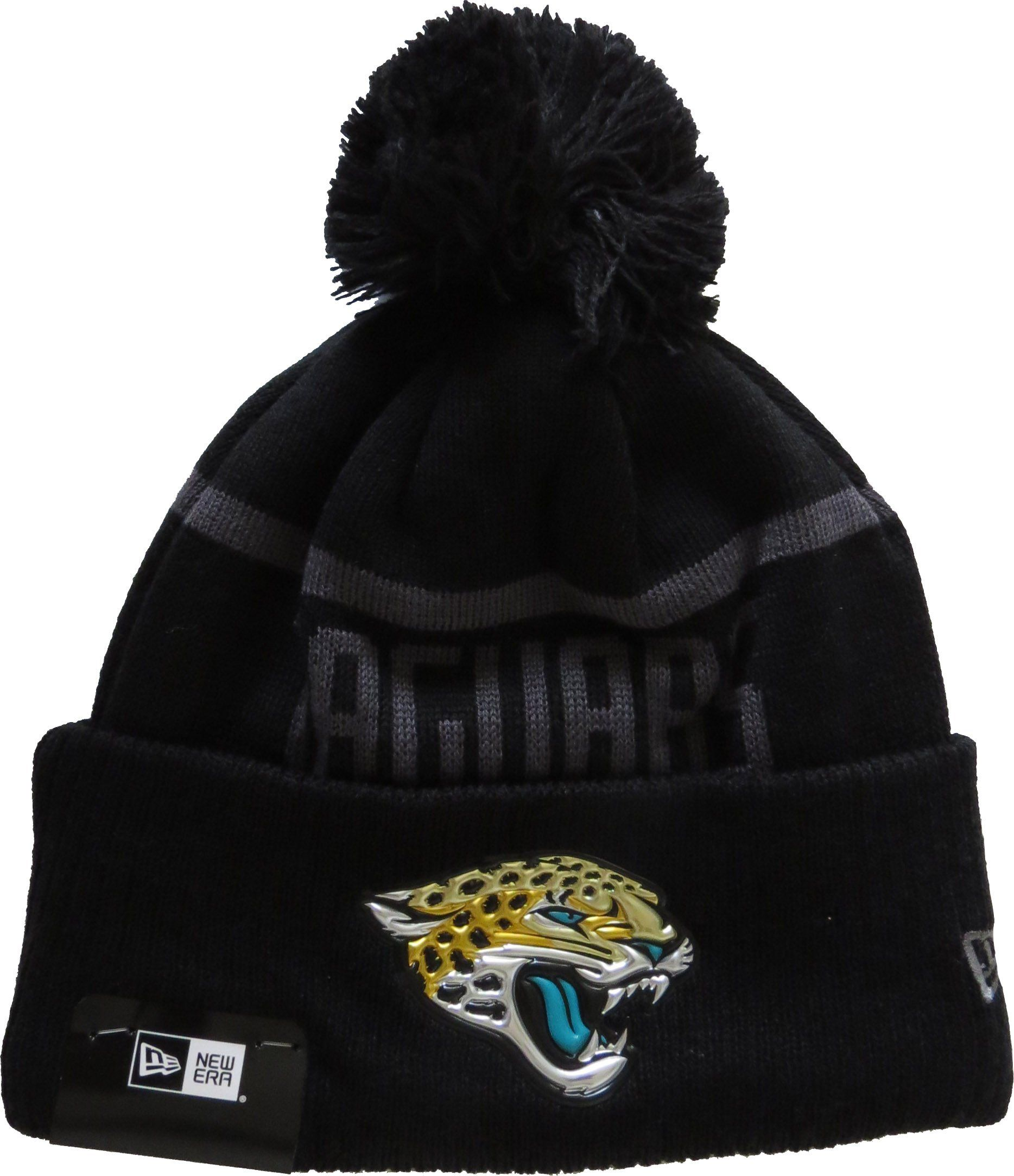 95a773359 New Era International Series Game 2017 NFL Bobble Hat. Black with ...