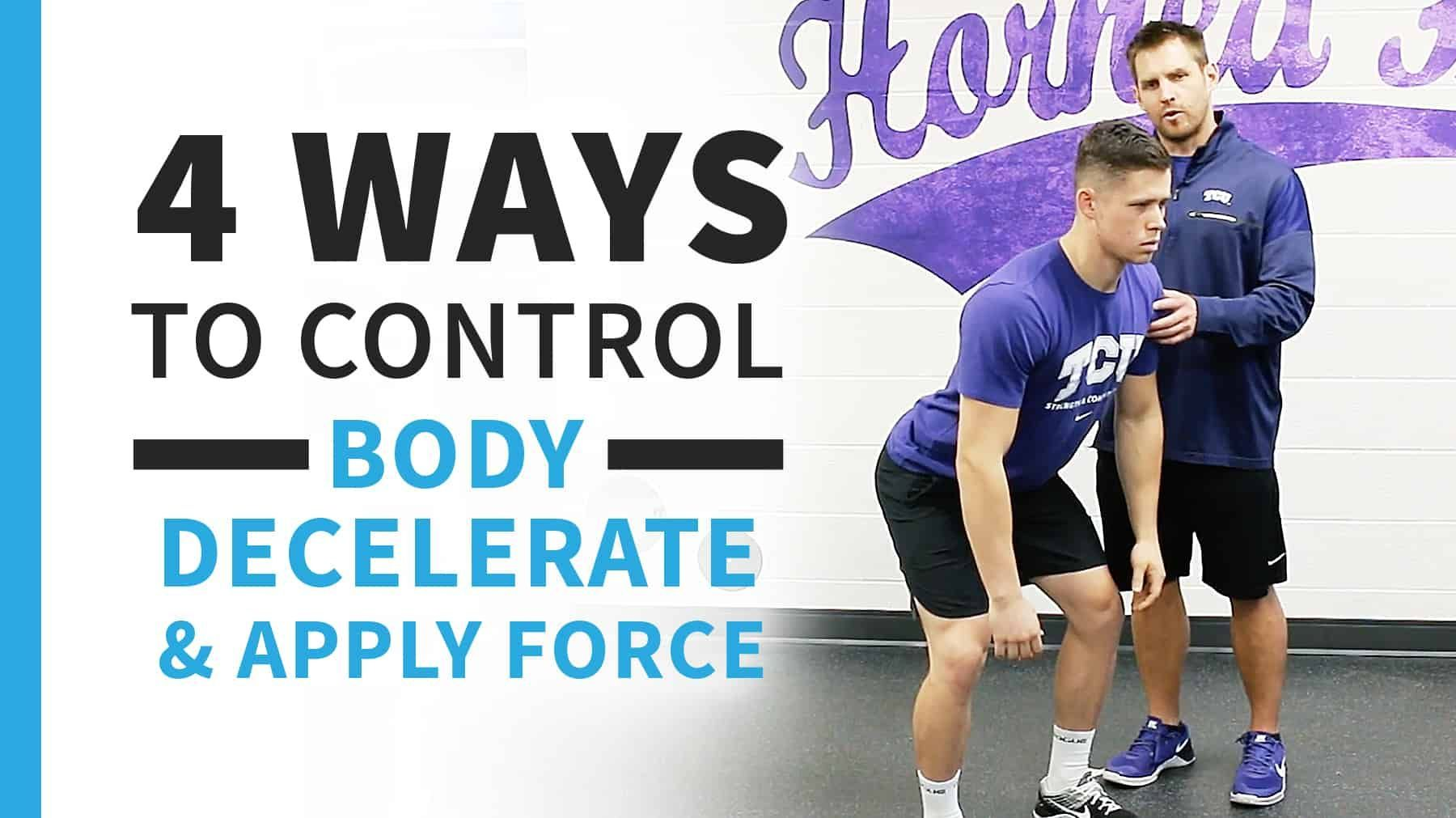 Snap Downs 4 Ways To Control Your Body Decelerate And Apply Force The Art Of Coaching Volleyball Coaching Volleyball Strength And Conditioning Coach How To Apply