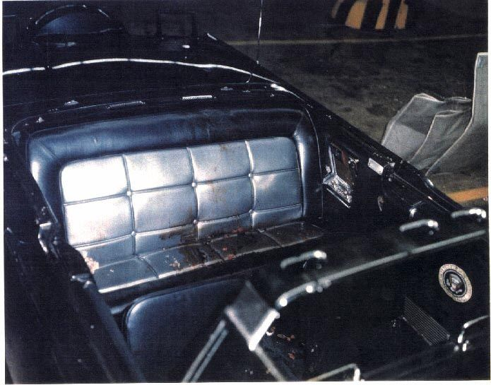 DRIVERS KENNEDY ASSASSINATION LIMO