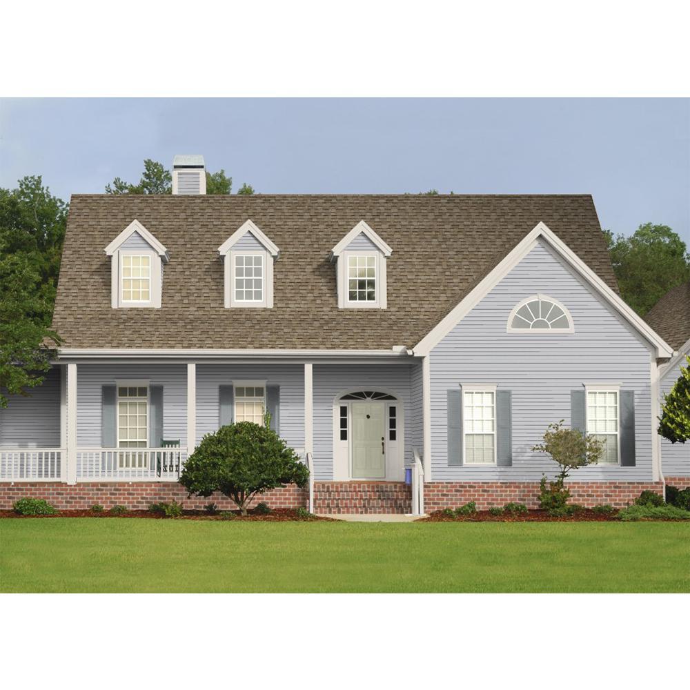 Best Oakridge Amber Laminate Architectural Shingles 32 8 Sq 400 x 300