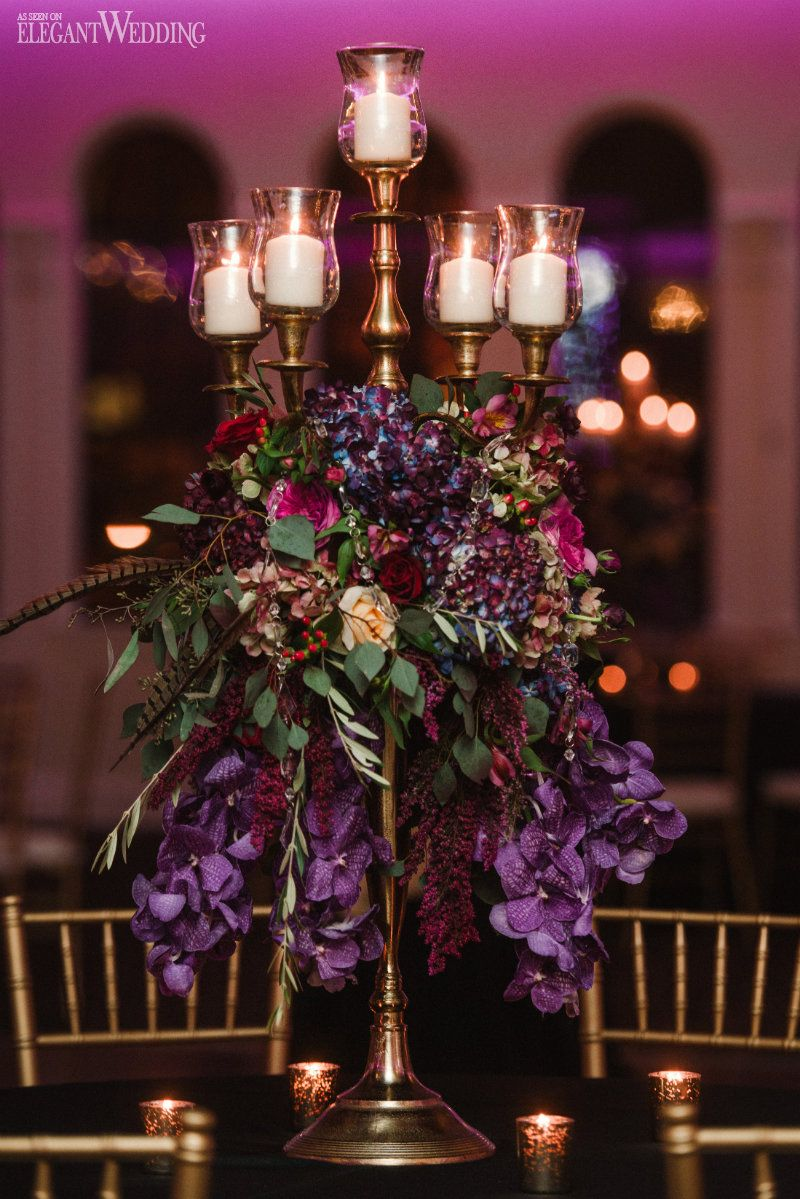 S gatsby wedding centrepiece elegant wedding wedding table