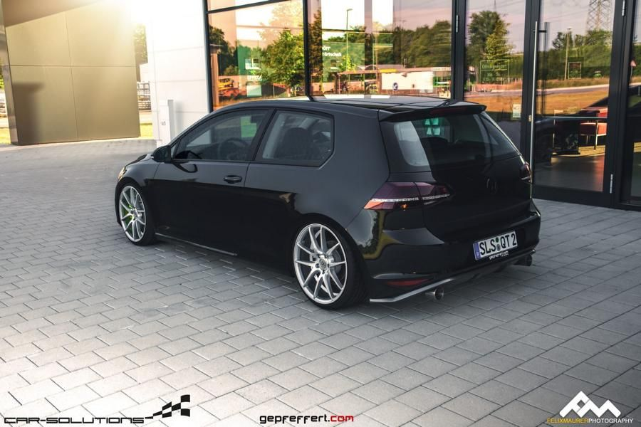 VW Golf 7 14TSI HIGHLINE Car Solution Schmelz Tuning 2
