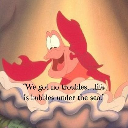 13 Quotes From The Little Mermaid S Sebastian That Are