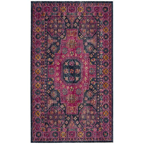 Found It At Joss Main Alexis Blue Pink Area Rug Colors