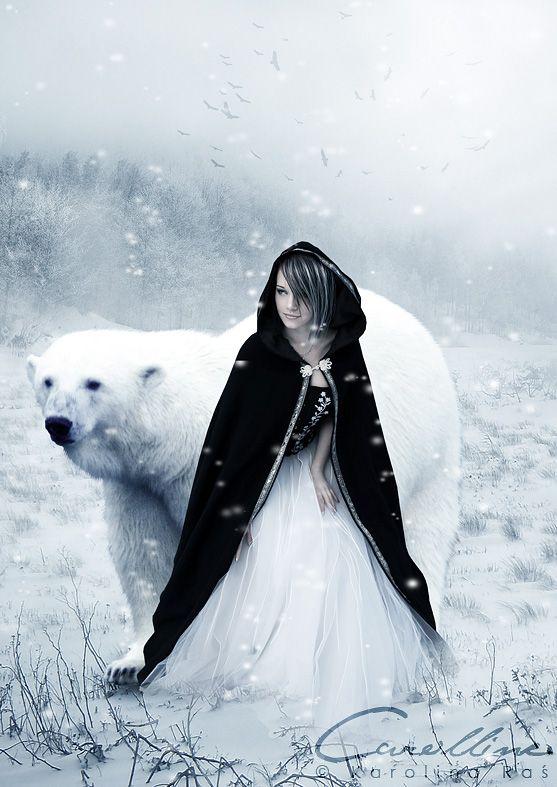 Winter by BlackEngel.deviantart.com on @deviantART