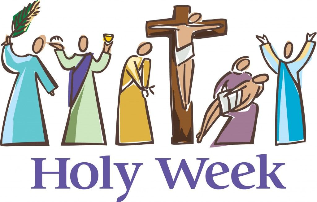 Holy Week Clipart (With images) | Holy week, Holy week images