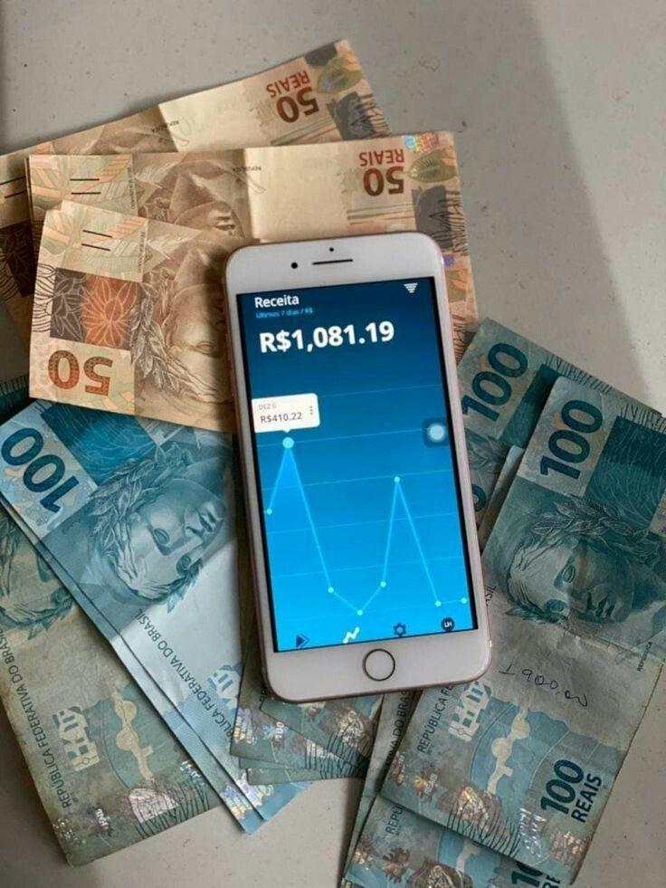 Dinheiro sem sair de casa