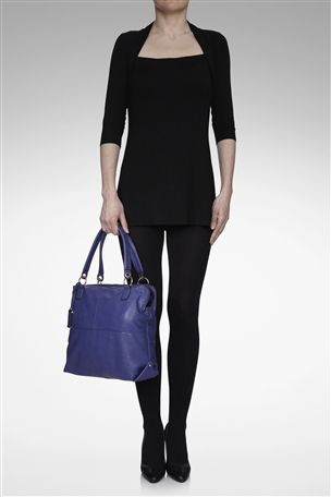 Quarter Tote Bag from the Next UK I have this baby in black and it's ideal for work