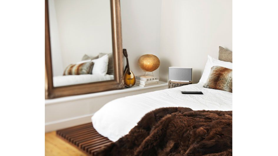 A Wireless Music System Like The Sonos Lets Your Mom Rock Out To Her  Favorite Music In Style, Making It A Great Idea.