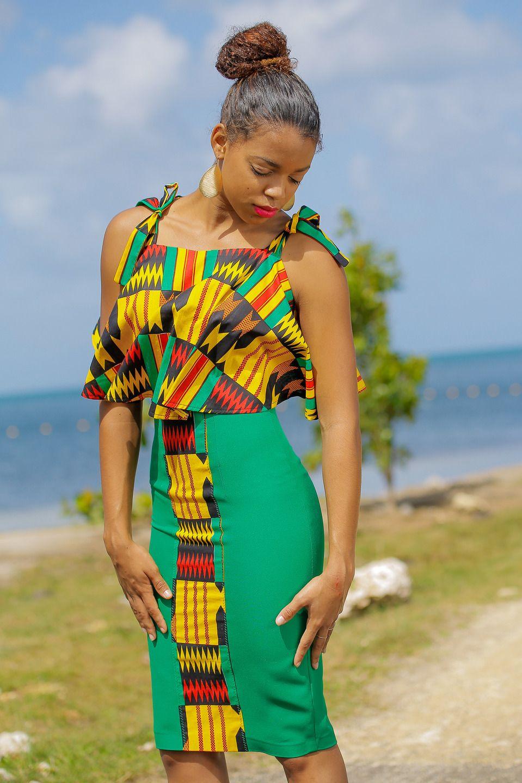 tissu africain swag