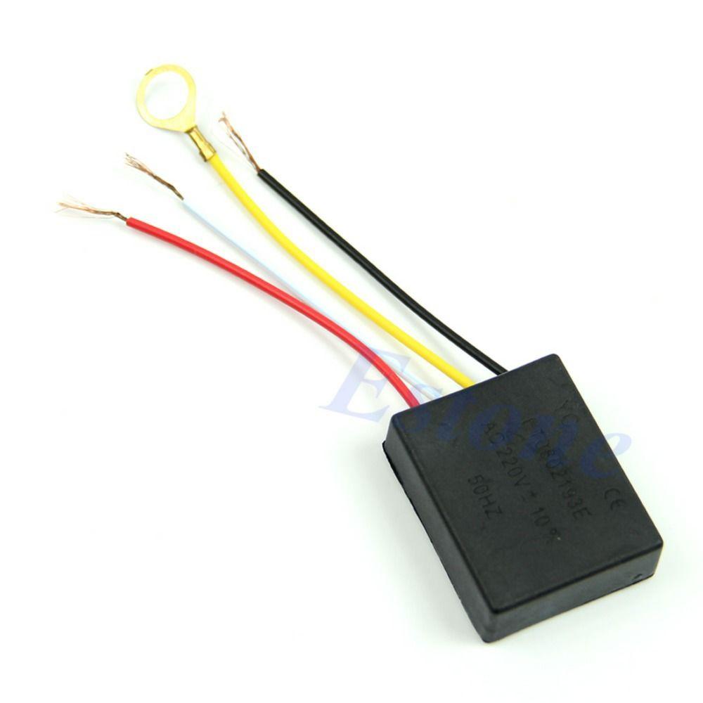 touch sensor lampe