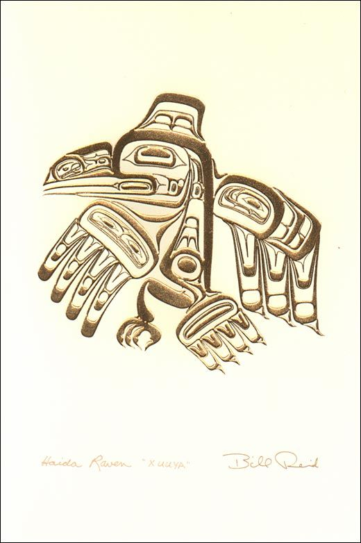 I miss Canadian First Nations art. I rarely get to see it any more.