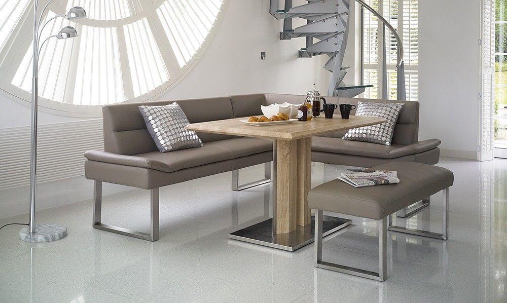 Ligano Corner Dining Set Dining Room Furniture Modern Bench