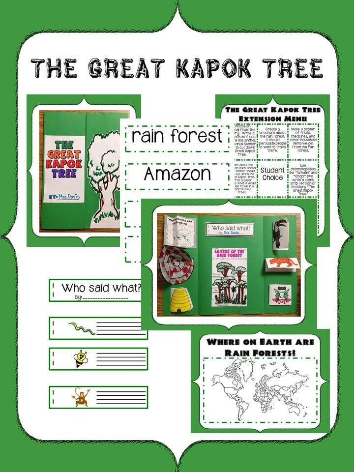 The Great Kapok Tree Unit 2nd