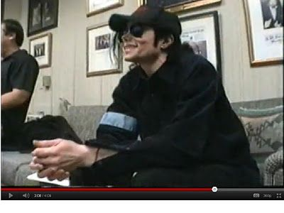 <3 Michael Jackson <3 - he was so excited for the tour