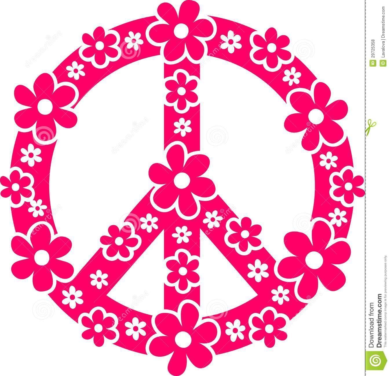 simbolo de la paz - Buscar con Google | pintar en tela | Pinterest ...