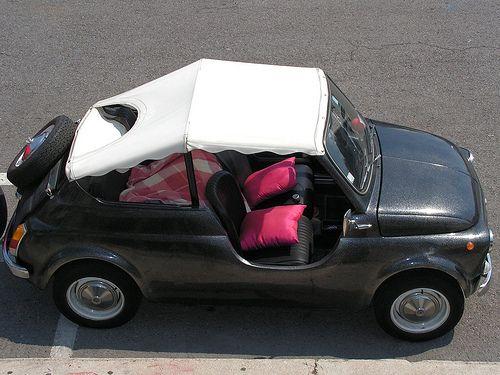 Yeoldiefiat Fiat 500 Fiat Car