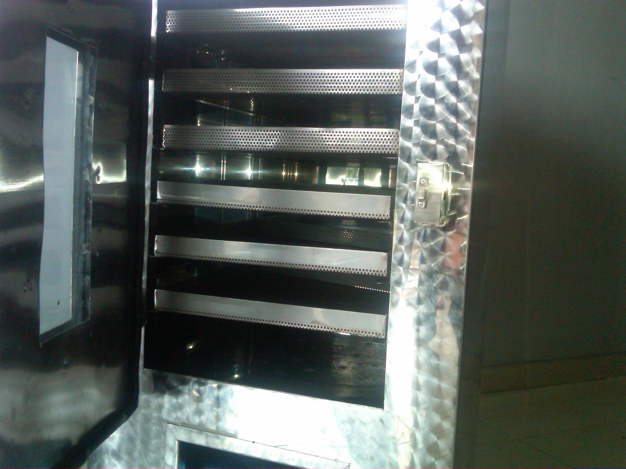 Mesin Oven Multifungsi Adalah Yang Digunakan Untuk Membuat Mixer Adonan Baglog Roti Dengan Kapasitas Menncapai 6 Rak