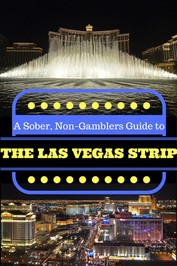 10 Sober Things To Do In Las Vegas For Non Gamblers Las Vegas Las Vegas Trip Travel Insurance Reviews