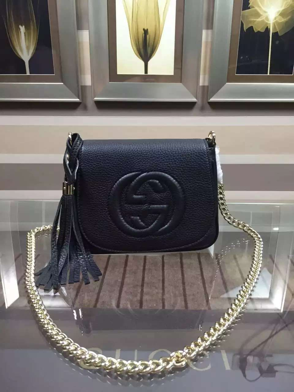 a4325e3943951 gucci Bag, ID   45302(FORSALE a yybags.com), gucci black leather ...