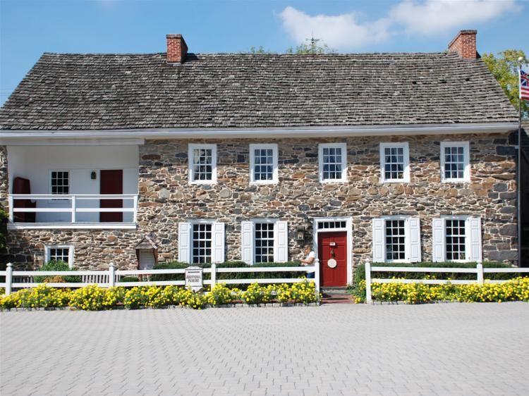 The dobbin house in gettysburg was home to rev dobbin for Dobbins homes