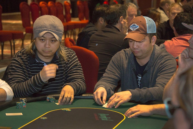 WSOPC Vancouver at River Rock Casino River rock casino