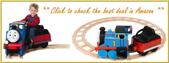 Thomas The Train Riding Toys