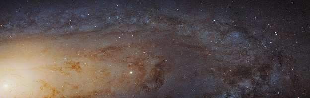 Andromeda Galaxy - ESA/NASA