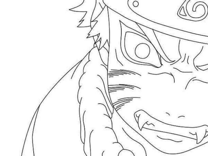 Have Fun With These Naruto Coloring Pages Ideas Fox Coloring Page Coloring Pages Chibi Coloring Pages