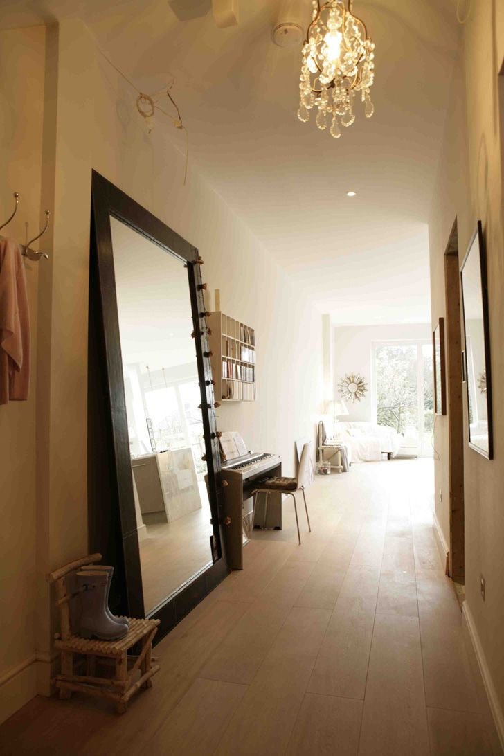I would love to have a HUGE mirror in my entry way. | Home ...
