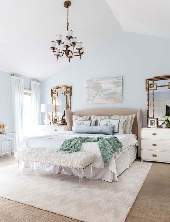 Calming Master Bedroom Blue Master Bedroom Master Bedroom