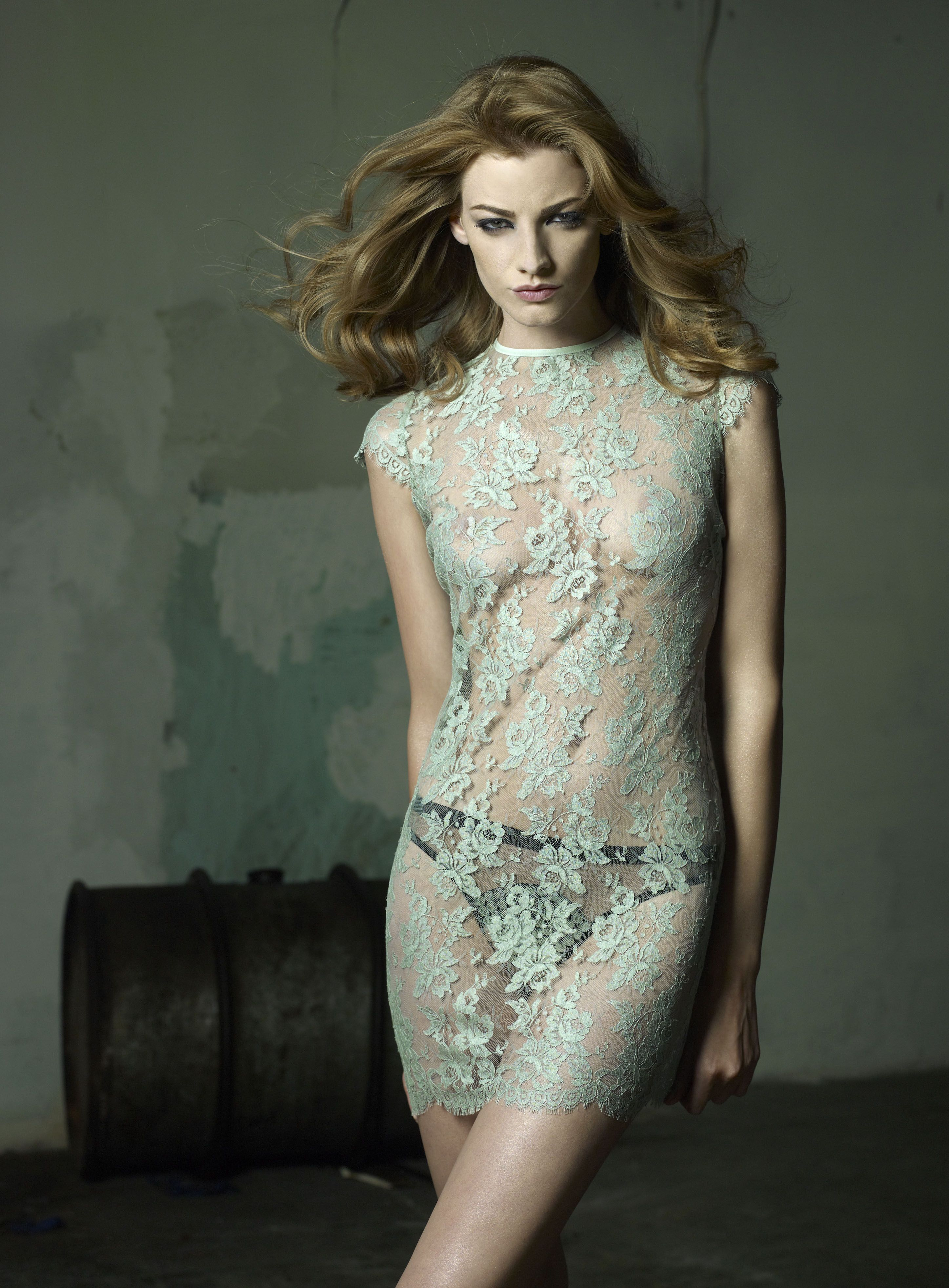 Undergarments for lace wedding dress  Gorgeous Mini Chemise in mint Chantilly lace  THE FROU REVOLUTION