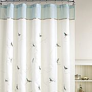Dragonfly Whimsey Shower Curtain With Images Shower Curtain