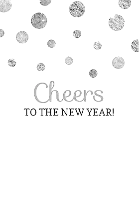 cheers to the new year free printable new year invitation template