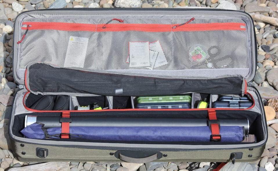 Simms Bounty Hunter Vault Duffel Review Fly Fishing Accessories Bounty Hunter Fly Fishing Gifts