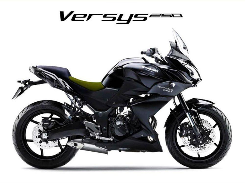 Kawasaki prepara lançato da Versys 250cc | MotoSport Moto+ ...