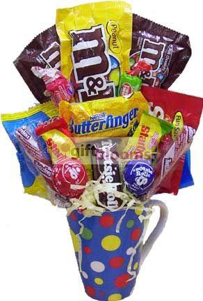 Kids Candy Bouquet