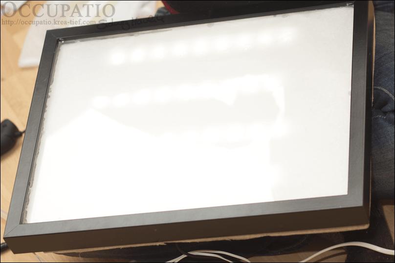 Diy leuchtkasten eine einfache und g nstige anleitung zum selber bauen eines diy - Schattentheater selber machen ...