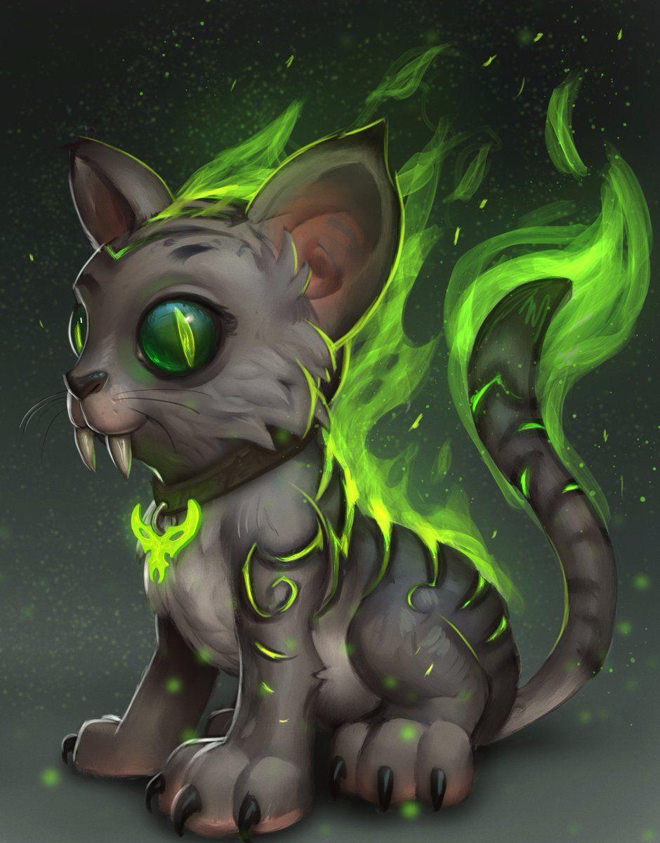 Murph Tyson Murphy Kitty Concept For Legion World Of