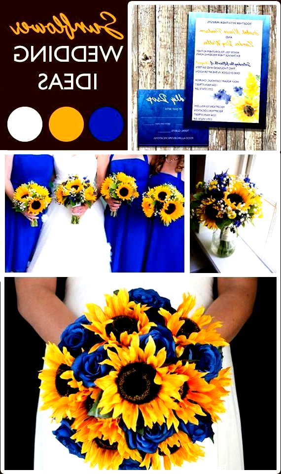 Sunflower Wedding Ideas Loving This Summer Theme With Roya In
