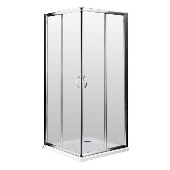Pin By Akubelly On Bathroom Double Sliding Doors Shower Tray Locker Storage