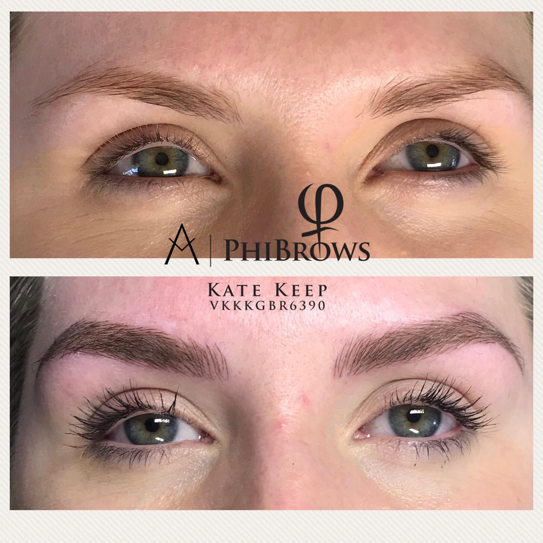 My Eyebrow Microblading Results Permanent makeup
