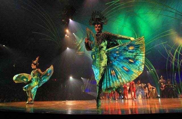 Gallery Magic Under The Big Top Cirque Du Soleil S Amaluna Cirque Du Soleil Vintage Circus Costume Cirque