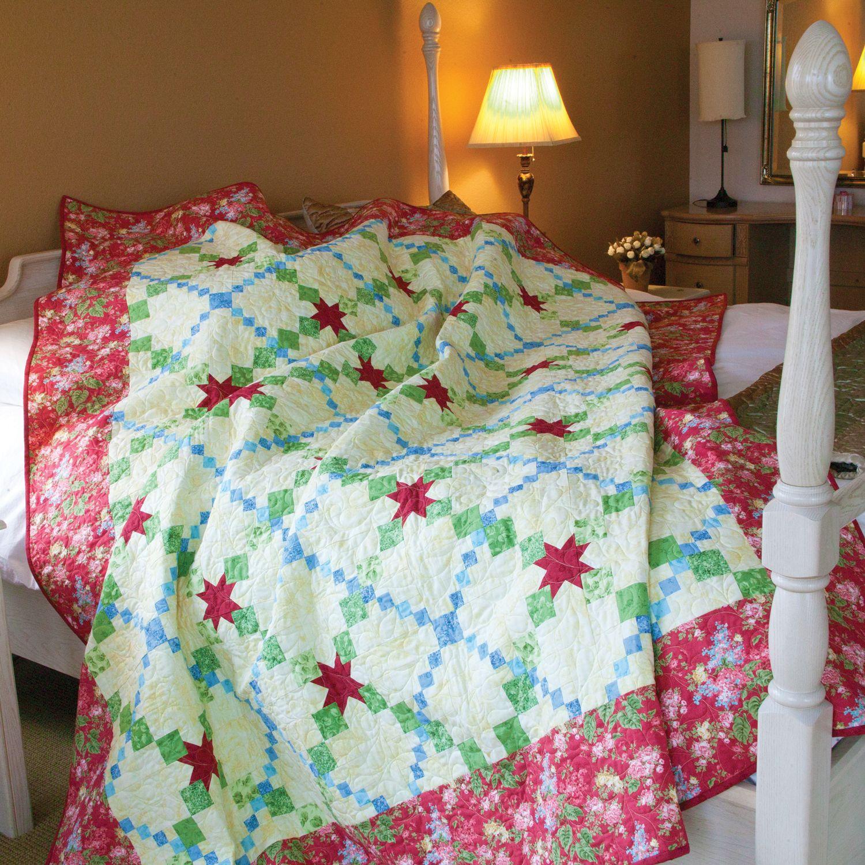 King Size Quilt Pattern Kits