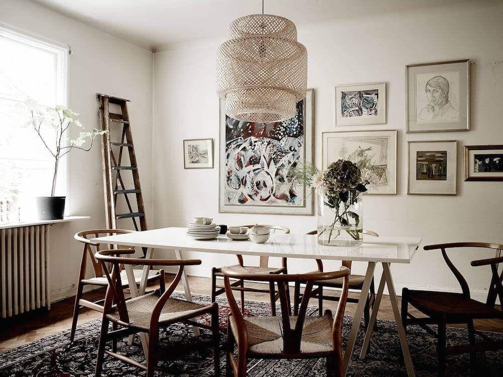 image associ e suspension osier luminaire ikea d co. Black Bedroom Furniture Sets. Home Design Ideas